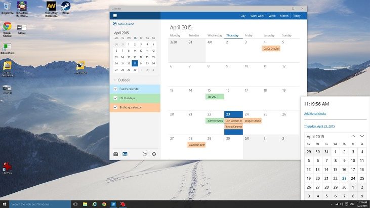 10 reasons to try out Windows 10 - 8