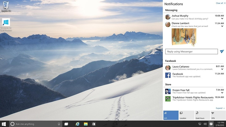 10 reasons to try out Windows 10 - 9