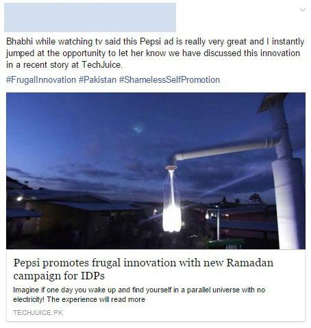 Facebook-Self-Promoters