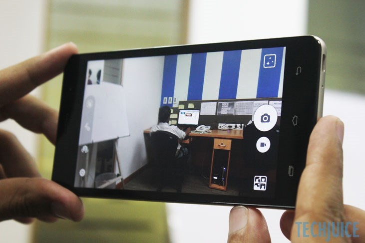 Infinix-Hot-Note-Camera