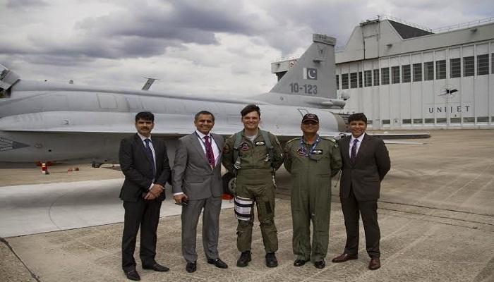 Pakistani aircraft gets several export orders at paris air for Air show paris 2015