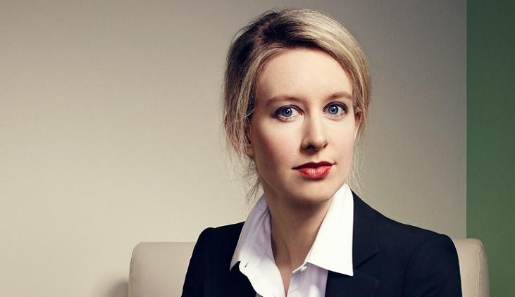 Elizebeth Holmes
