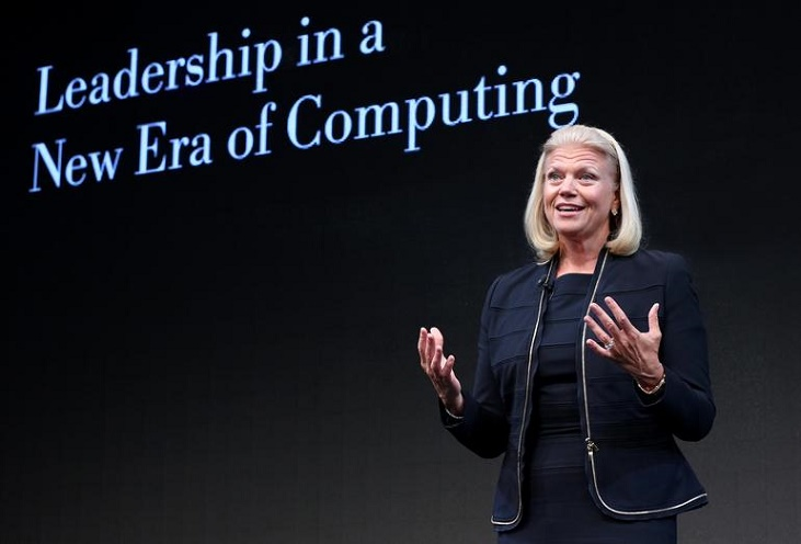 Virginia Rometty CEO IBM