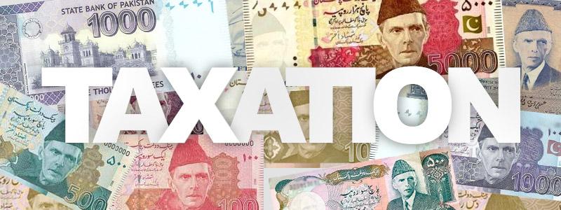 Tax Assistant Pakistan