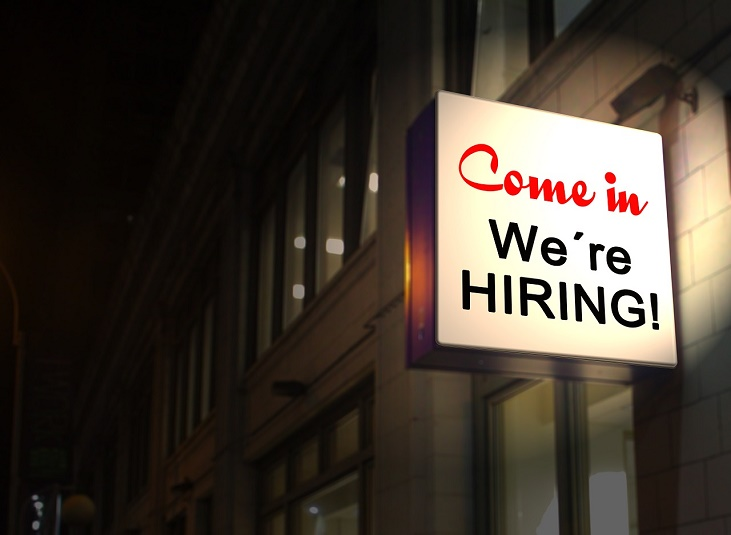 Hiring the right talent