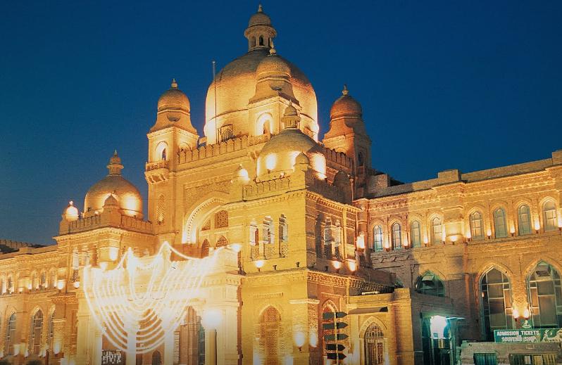 Google Culture Heritage Pakistan