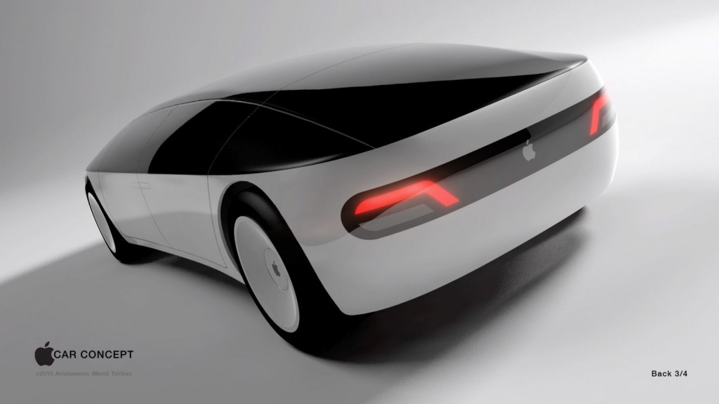 Apple Will Be Shipping Electric Cars By