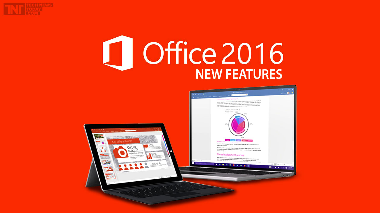 Microsoft Releases Office 2016 Worldwide