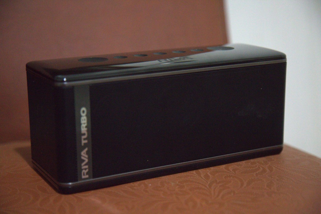 Riva Turbo Bluetooth Speaker