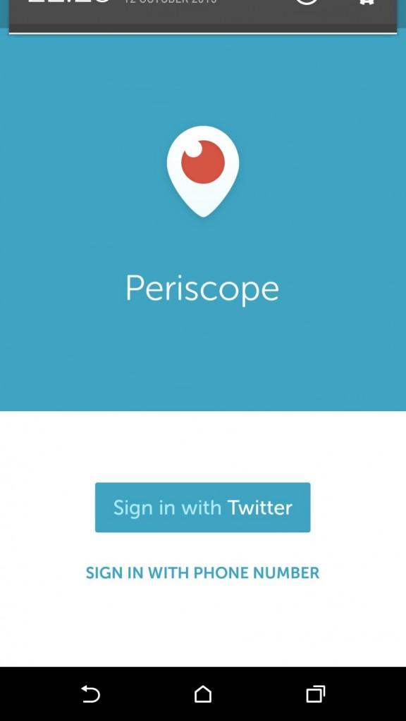Periscope 2