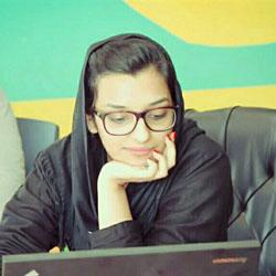 Arusha Imtiaz, 25, Edjunction