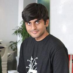 Omer Ahmed Khan, 22, Student