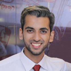 Sameer Ahmad Khan, 25, Ouzel Systems