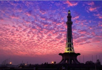 minar-e-pakistan-evening