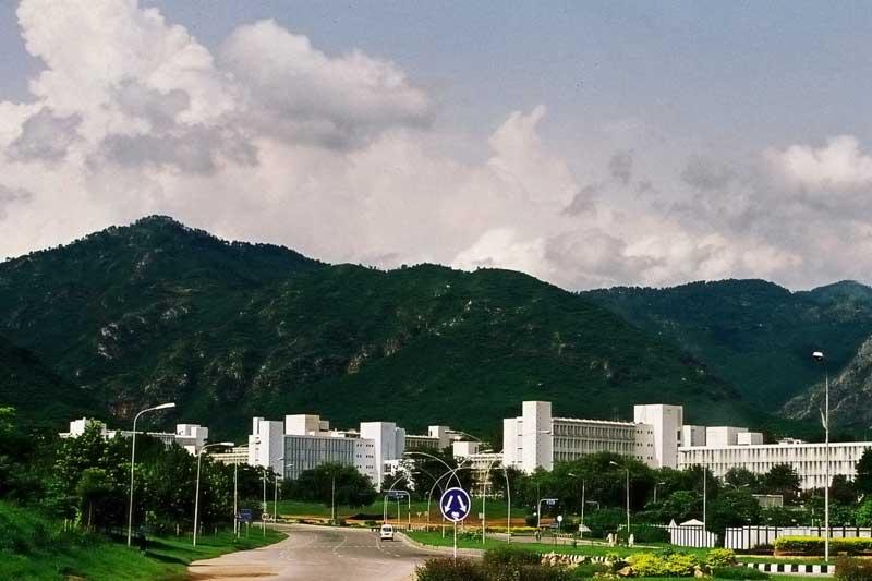Pak_Secretariat_buildings,Islamabad_by_Usman_Ghani
