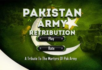 Pakistan Army Retribution