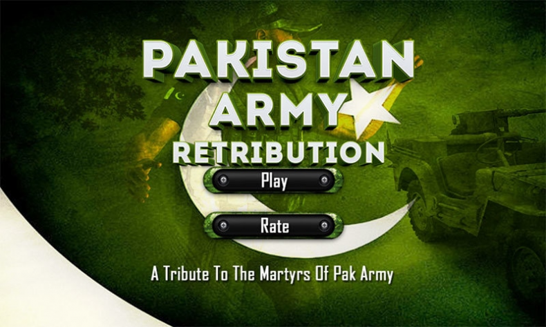 Pakistan Army Retribution