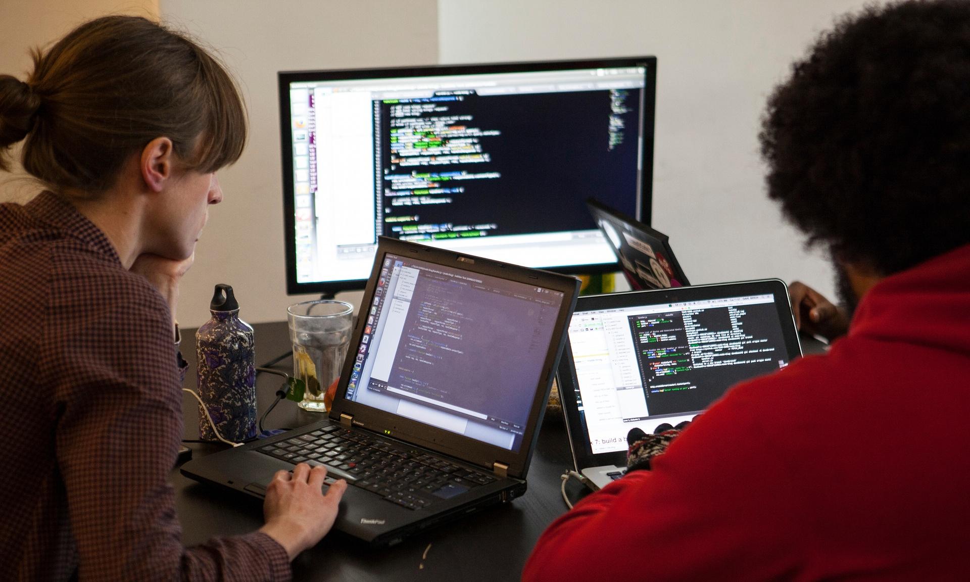 Woman Coders