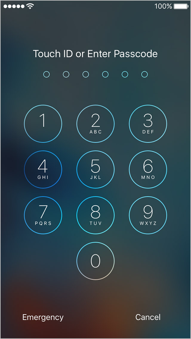 unlock screen iphone 6 this trick to bypass an iphone 6 s lock screen is fooling 16341