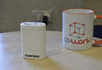 Flash Pack - Smallest Fast Charging Battery Bank