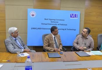 NED University & Virtual University