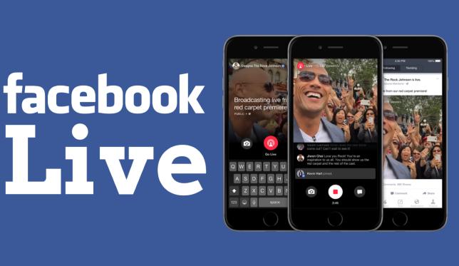 Facebook Live 0