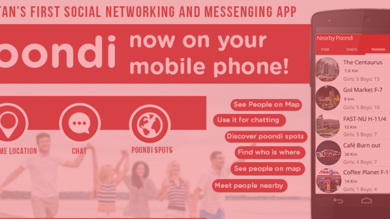 This new startup has named their product as The Poondi App