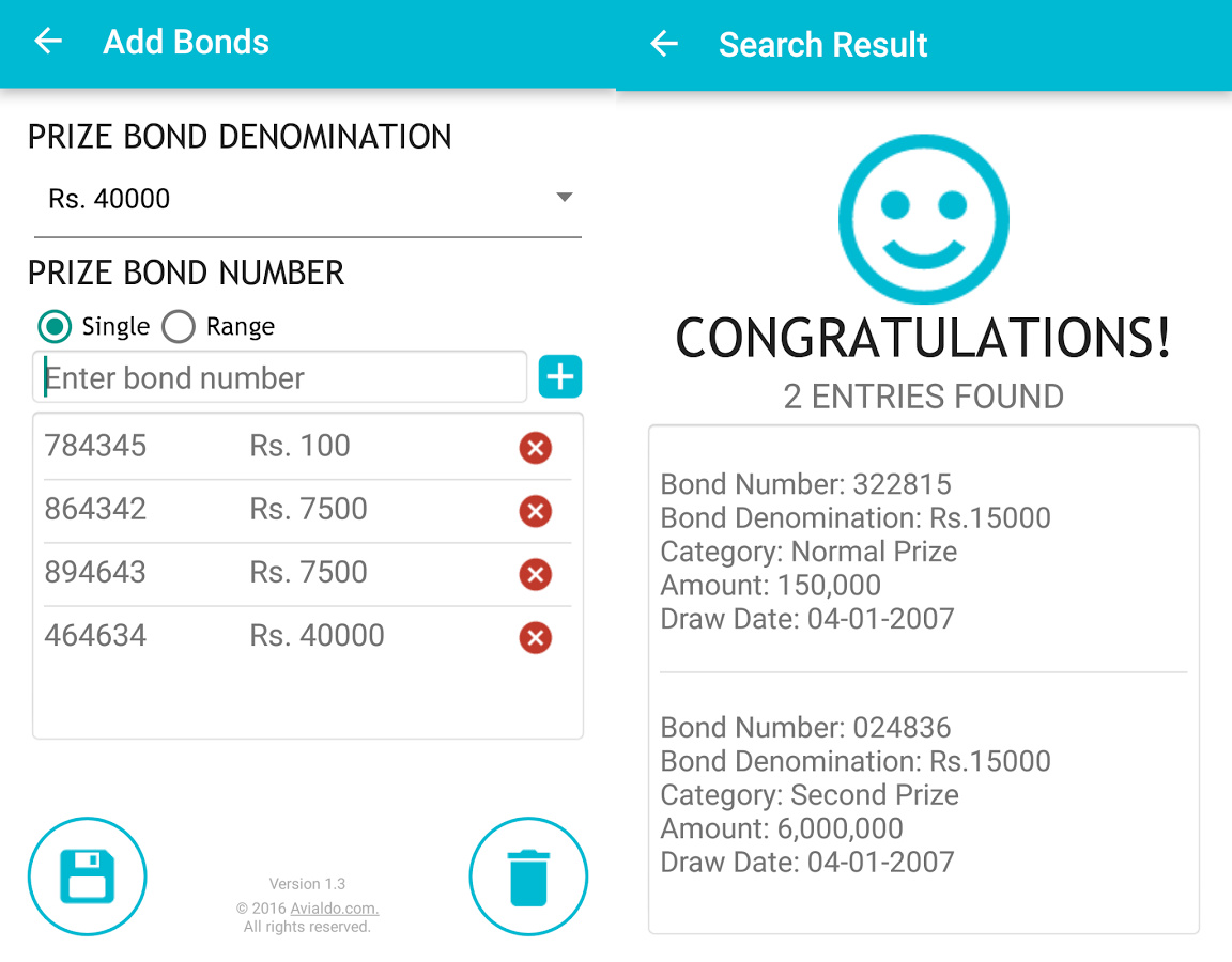 How to automatically check your Prize Bond numbers after