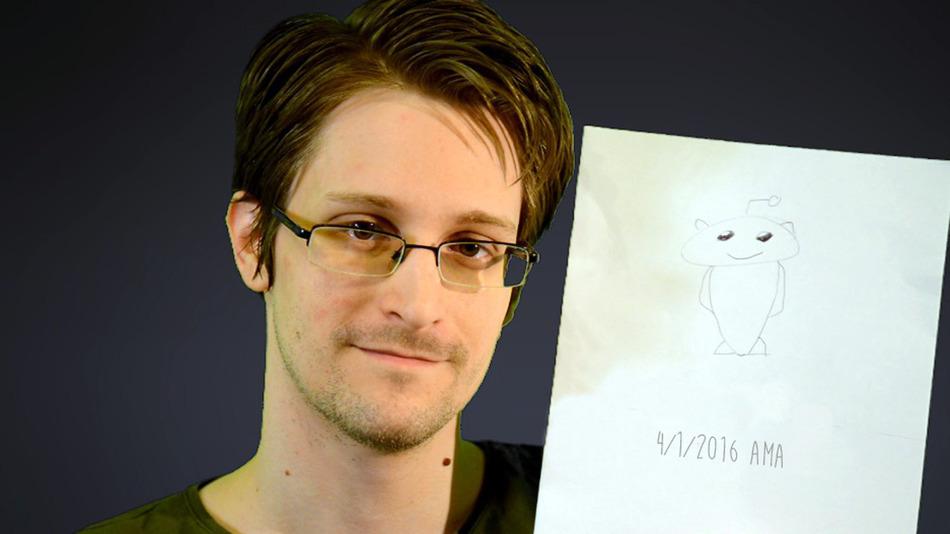 Snowden AMA