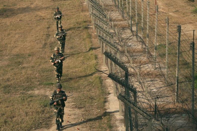 Pak India Border