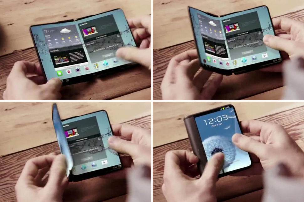 Samsung Foldable Phones