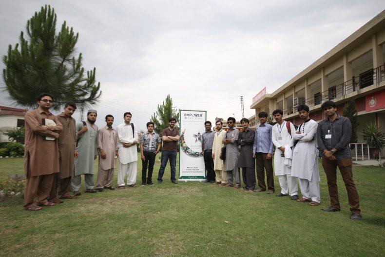 Empower Pakistan Bachaa Khan University