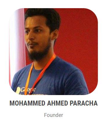 Mohammed Ahmed Paracha