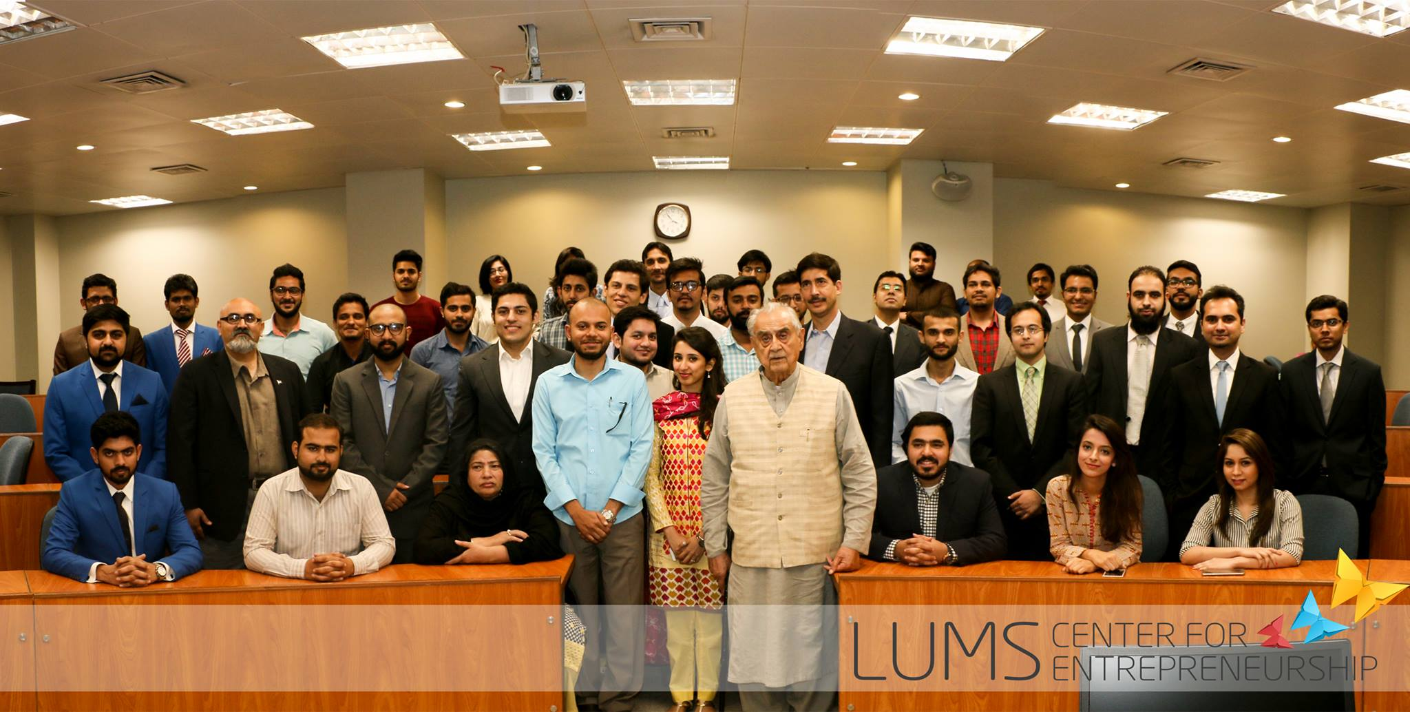LUMS Center for Entrepreneur
