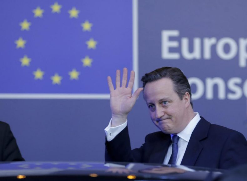 EU leaders meet amid hopes of an agreement with Britain on reforms