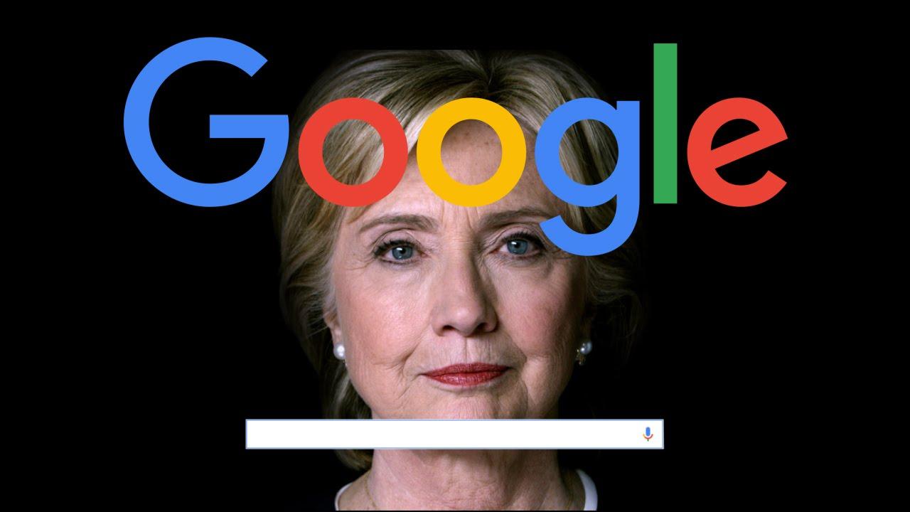 Google Hillary Clinton