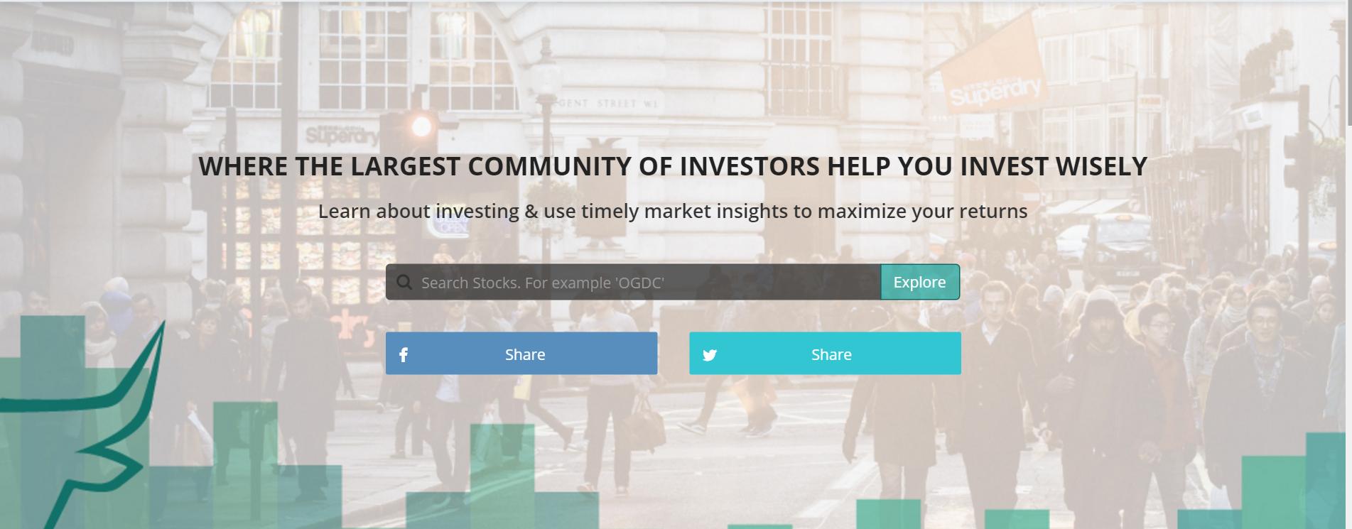 Investor Lounge