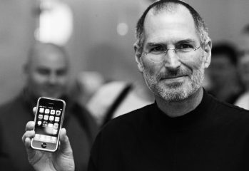 Chief Executive Officer of Apple, Steve
