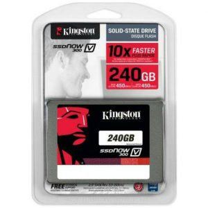 Kingston 240 GB Solid State Drive (SSD)