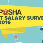 P@SHA IT Salary Survey 2016