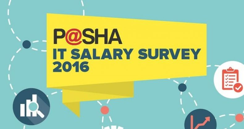 P@SHA IT Salary Survey 2016