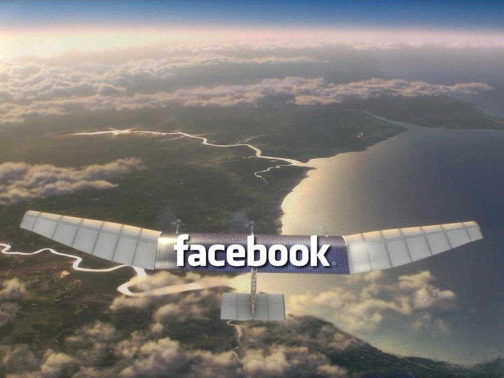 Facebook Drone Takes Test Flight, Hopes to Bring Internet to Remote Populations