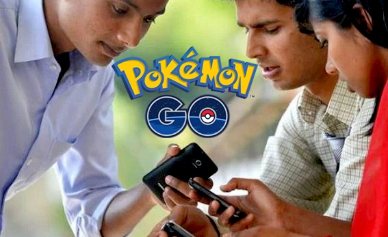Pokemon Go - 1