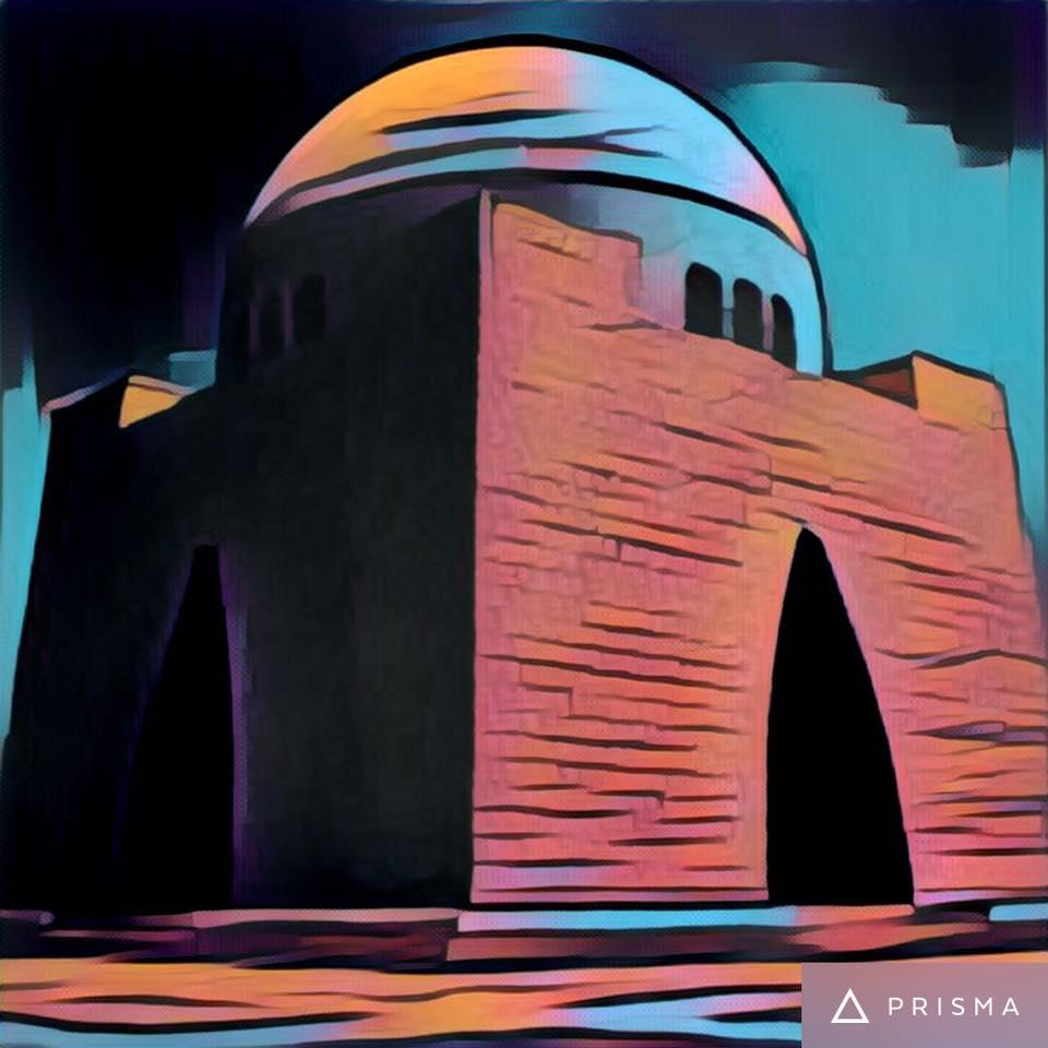 Quaid Mosoleum