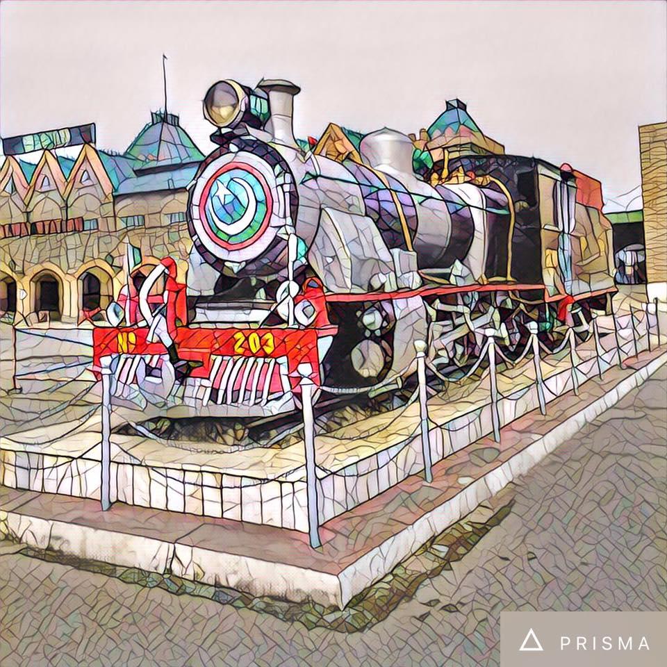 RWP Railway Stn