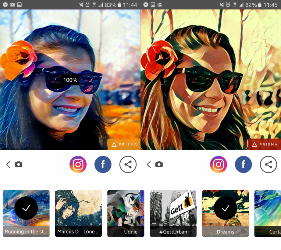 Everyone's favorite filter app, Prisma, has finally come to Android