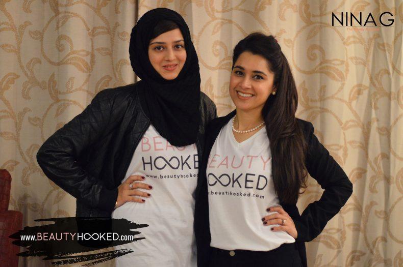 Sahr Said and Sidra Talha - Beauty Hooked