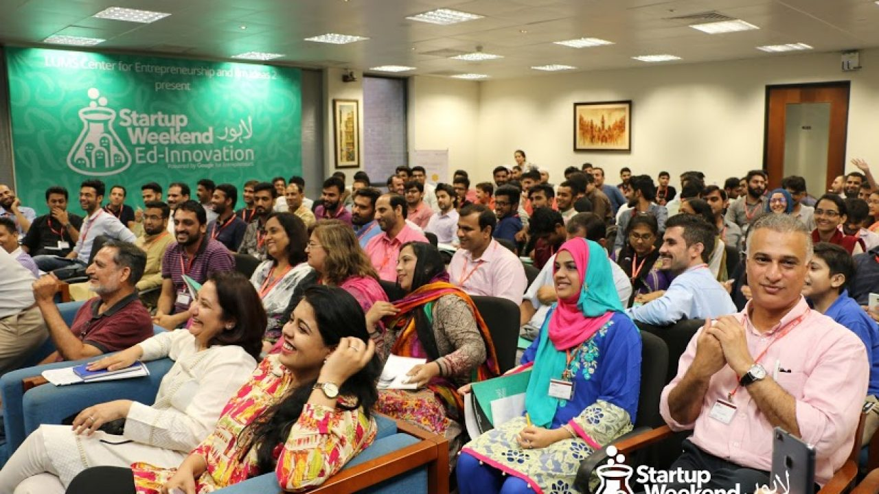 Startup Weekend Lahore brings brilliant ideas to improve Education