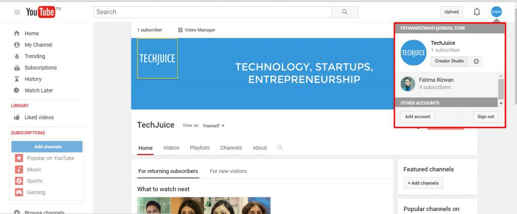 YouTube allows monetization in Pakistan