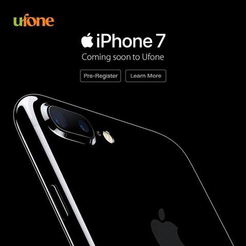 Ufone iPhone
